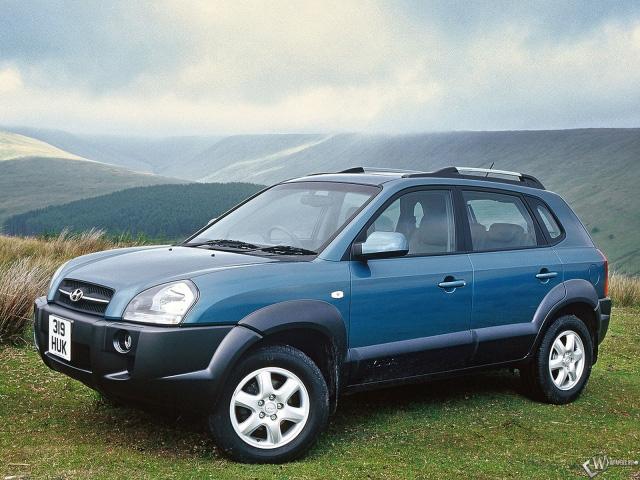 Продажа контрактных ДВС и КПП Hyundai Tucson \ Хендай Тусан