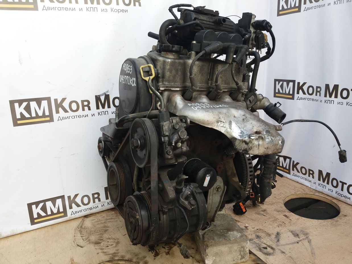 Двигатель Дэу Матиз (Daewoo Matiz), Шевроле Спарк ( Chevrolet Spark) 0.8 A08S3 96348693,  96352626,96352628, 96352629, 96610405, 96666677, 96610407, 96666678, 96610411, 96434561
