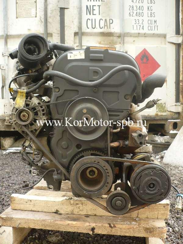 двигатель Шевроле Ланос 1,5 A15DMS