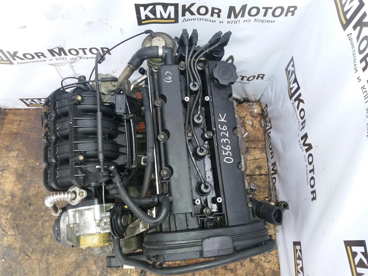 Двигатель F15D3 Шевроле Лачетти 1.5