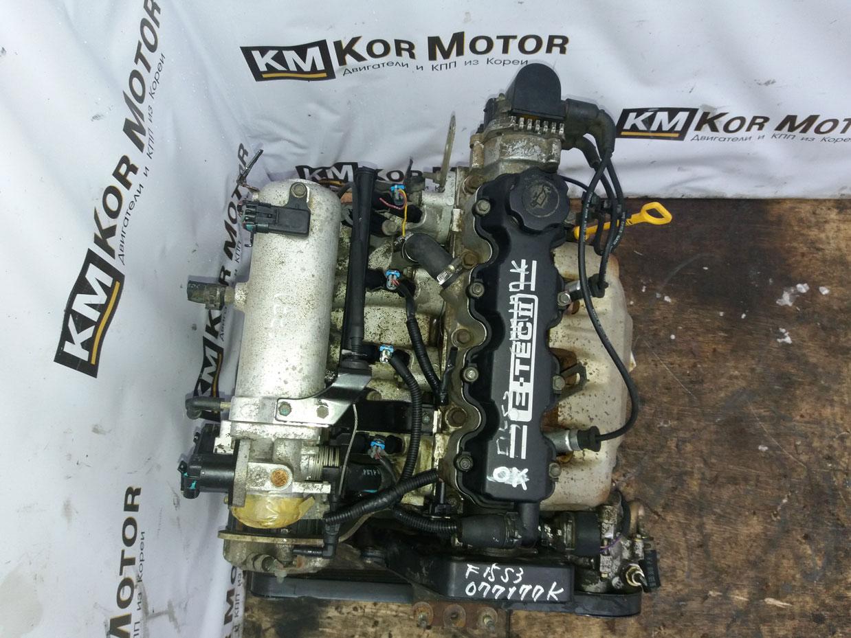 Двигатель F15S3 Шевроле Авео 1.5 литра