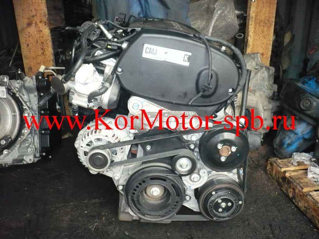 Купить двигатель для Chevrolet Cruze