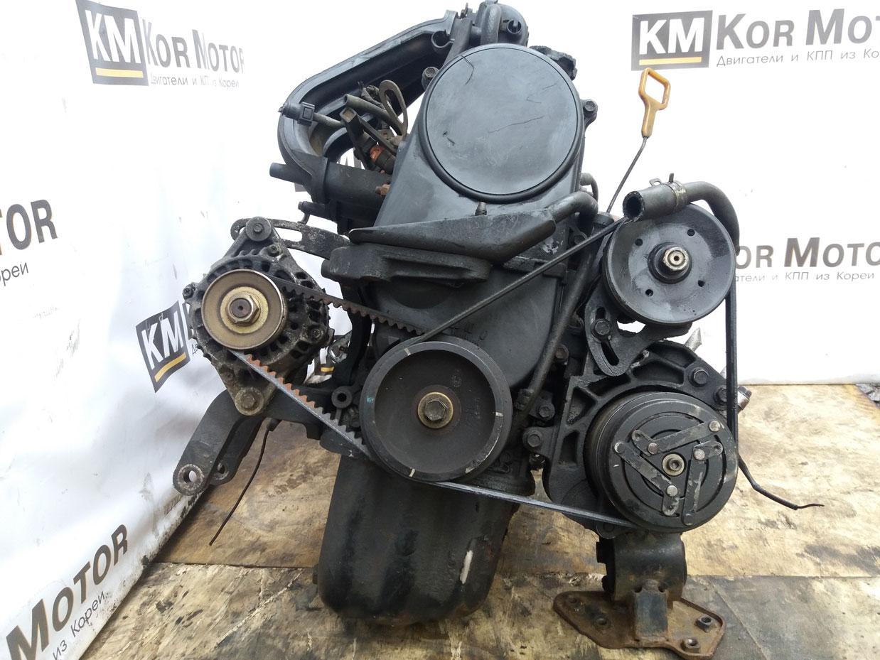 Двигатель Дэу Матиз F8CV 0.8 литра