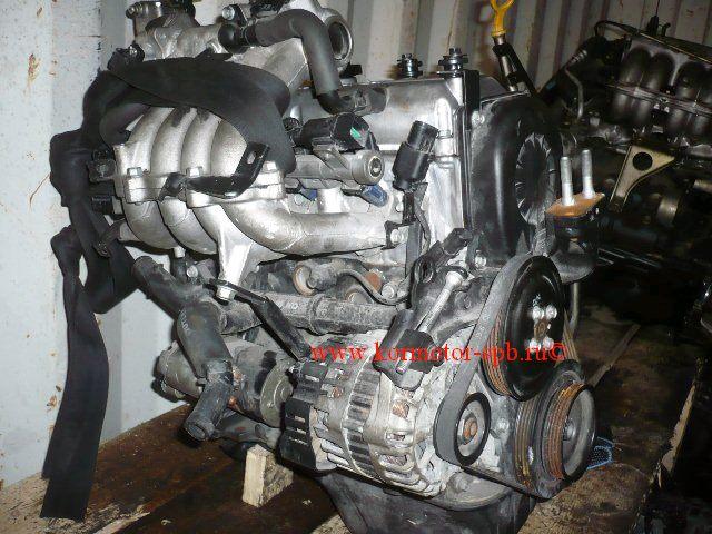 Двигатель Пиканто, Гетц 1.0 G4HE
