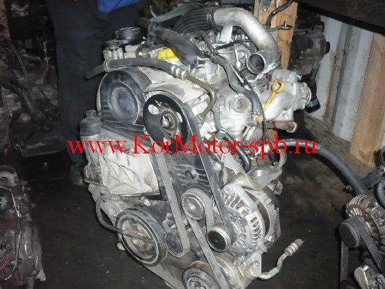 Двигатель Chevrolet Captiva