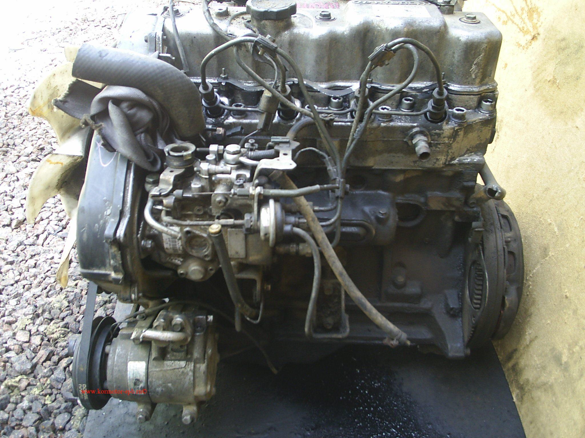 Двигатель 2.6 D4BB 2110142S00, 2110142L00, 2110142K00, 2110242F00, 2110042200, 2110042900, 2110042971, 2110042992