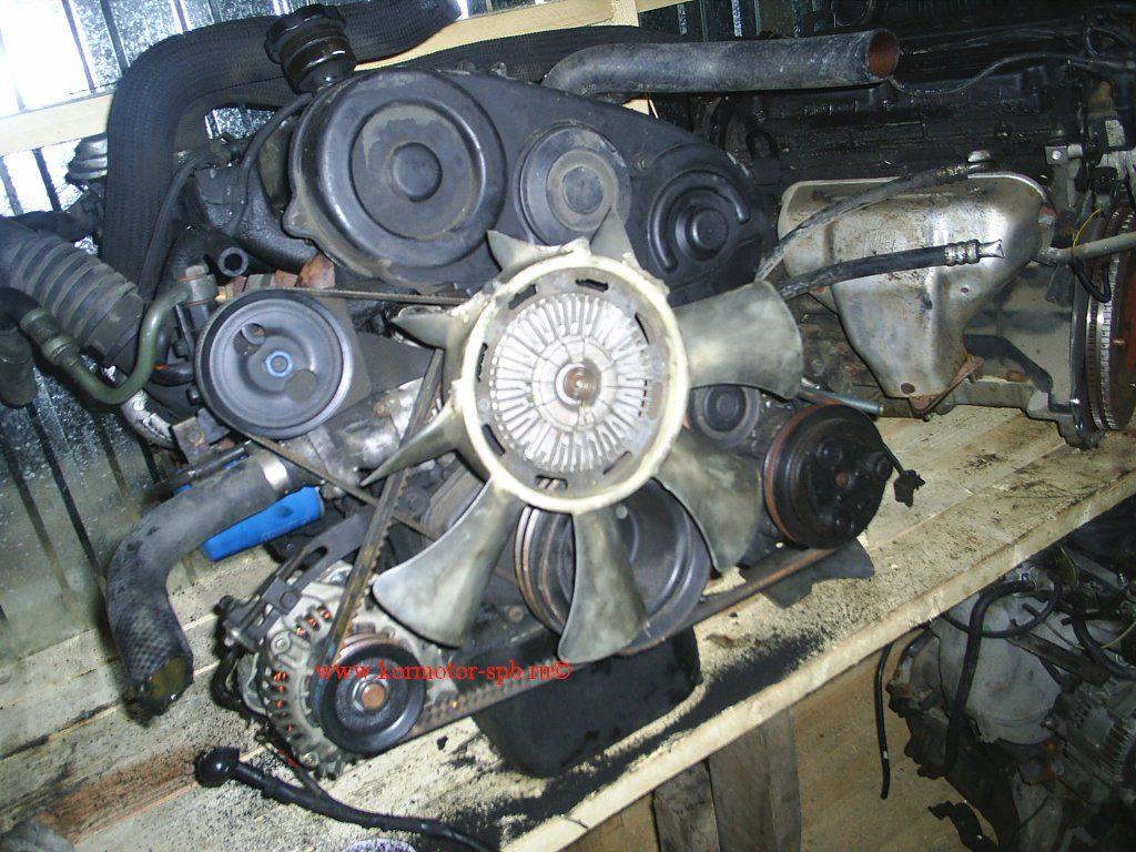 Купить двигатель  для Hyundai Galloper 2.5 D4BH