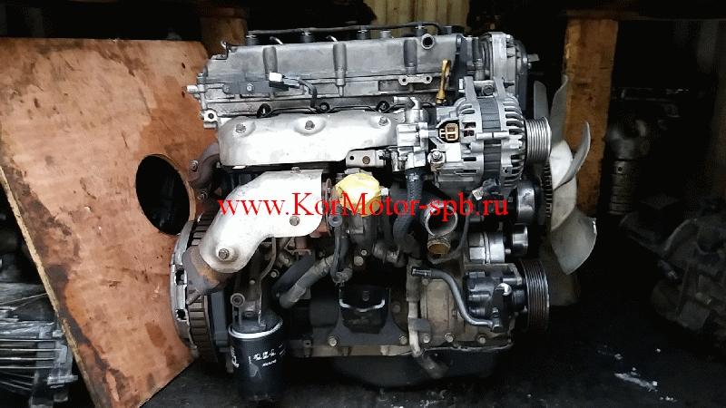Двигатель Хендай Старекс ( Hyundai Starex ), Портер ( Porter ) / Киа Соренто ( Kia Sorento ) 2.5 D4CB 145л.с 203J24AU00, 203J2-4AU00, 104J14AU00B, 104J14-AU00B, 106J14AU00, 106J1-4AU00,21101-4AA10A, 211014AA10A, 102J1-4AU00A