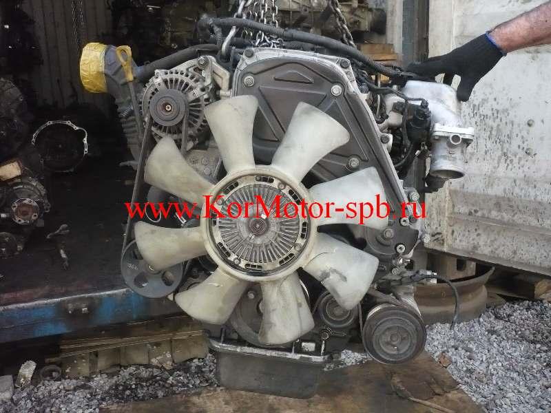 Купить двигатель  для Kia Sorento 2.5 D4CB VGT 175