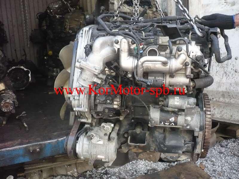 Двигатель D4CB 2.5 VGT 175 Kia Sorento (Киа Соренто), Hyundai H1, Hyundai Starex (Хендэ Старекс), Porter (Хендэ Портер)