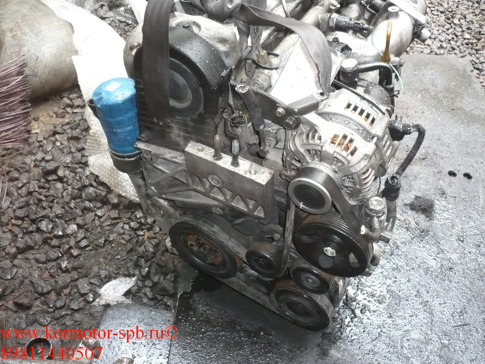 Купить двигатель для Hyundai IX35 2.0 D4EA