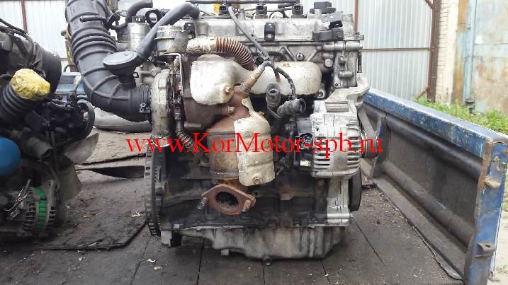 Двигатель для Хендай Гетц ( Hyundai Getz ) Хендай Матрикс ( Hyundai Matrix ), Киа Церато ( Kia Cerato ) 1.5 дизель D4FA KZ37002100, KZ37102200, 2110127E00, 2110227C00
