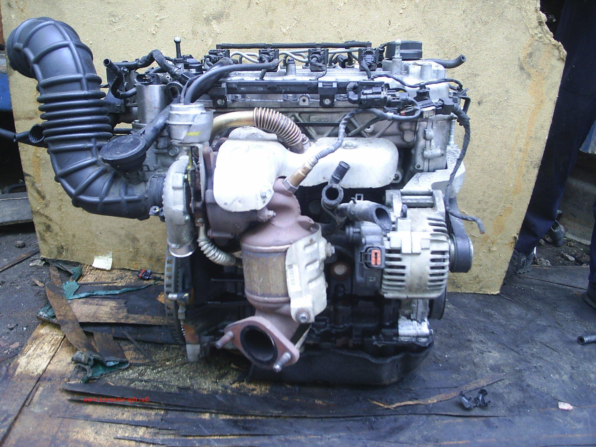 Двигатель на хонду д17а