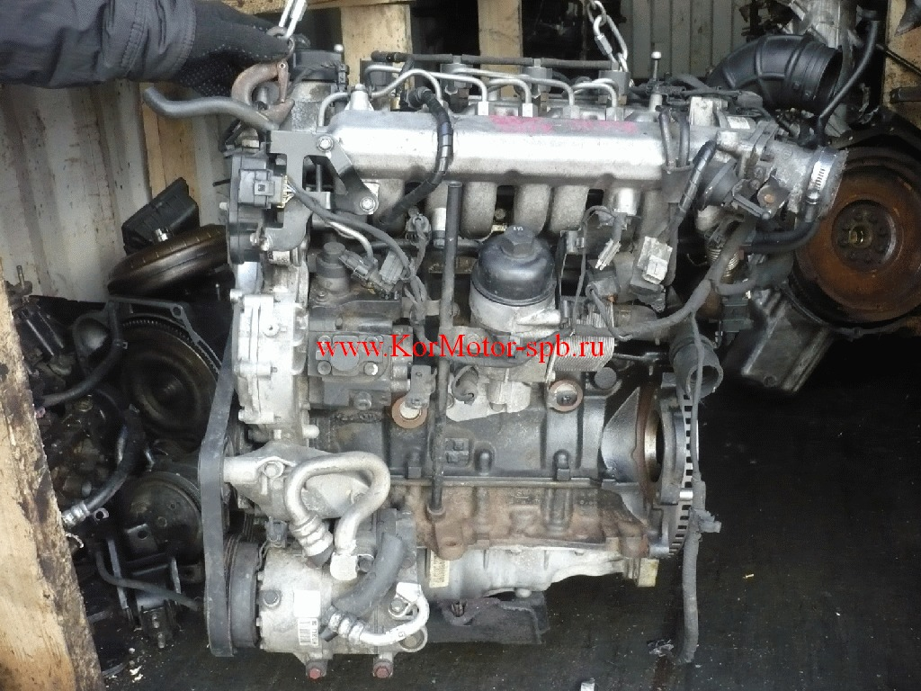 Двигатель D4FB Kia, Hyundai 162Y12AH00, 160Y12AH00, 159Y12AH00,  235Y22AH00,233Y22AH00, 152Y12AH00, KZ42602100,KZ42602100A, 230Y22AH00,109Y12AH00,109Y12AH00A, 155Y12AH00,KZ42602100A, Z45112AZ00,Z45112AZ00