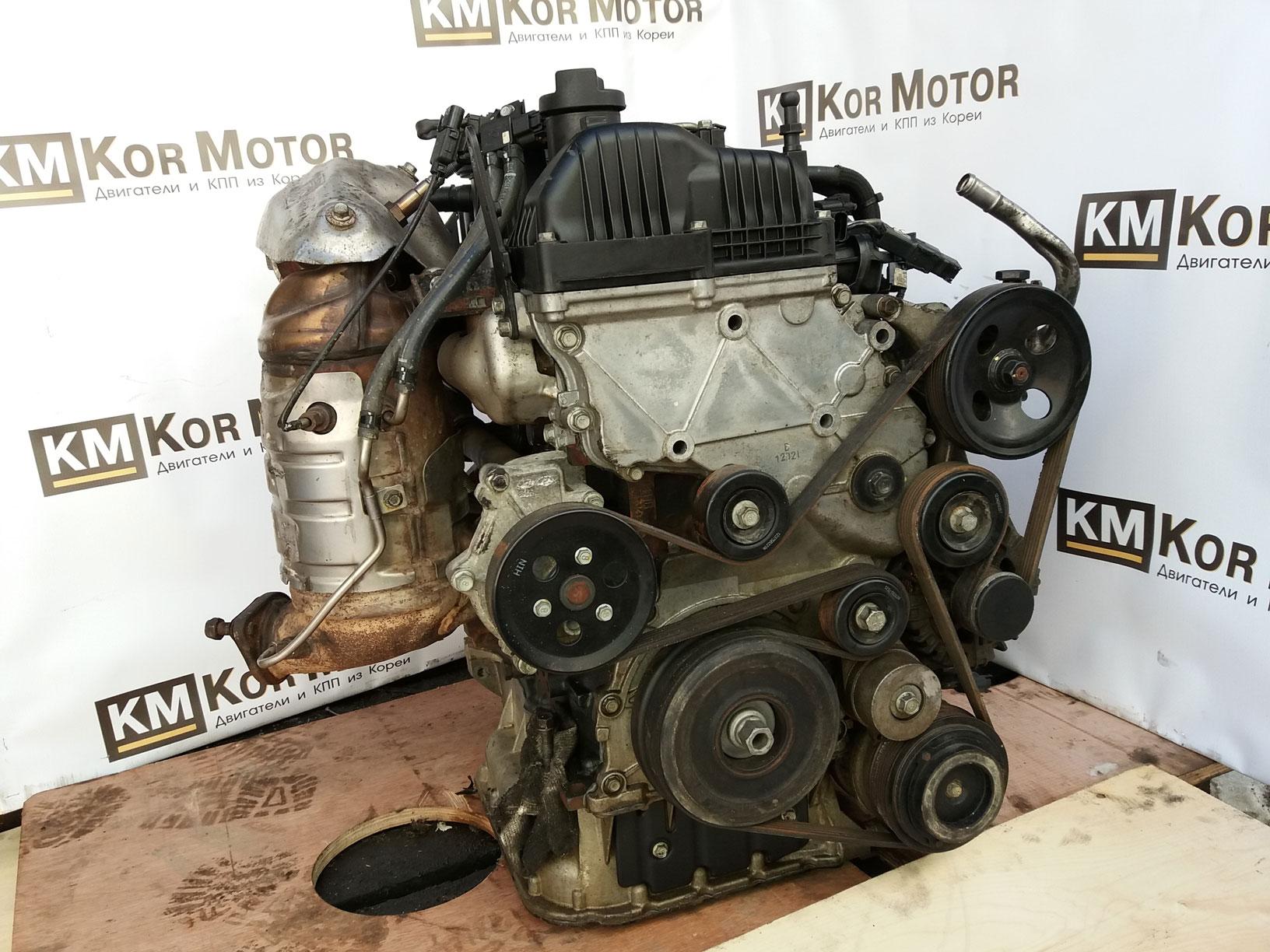 Купить двигатель  для Hyuyndai SantaFE 2.2 D4HB 197 h.p