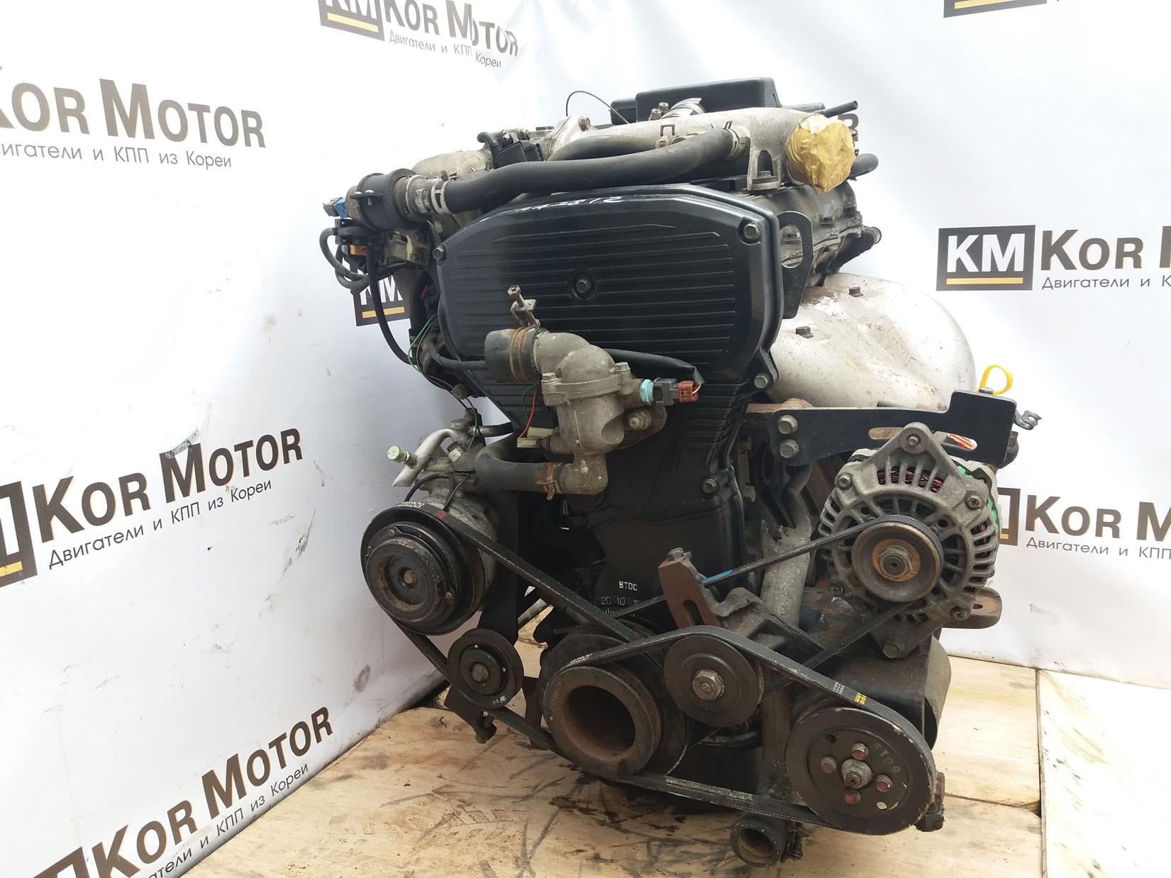 Двигатель FE DOHC Киа Спортиж,продажа, обслуживание, установка