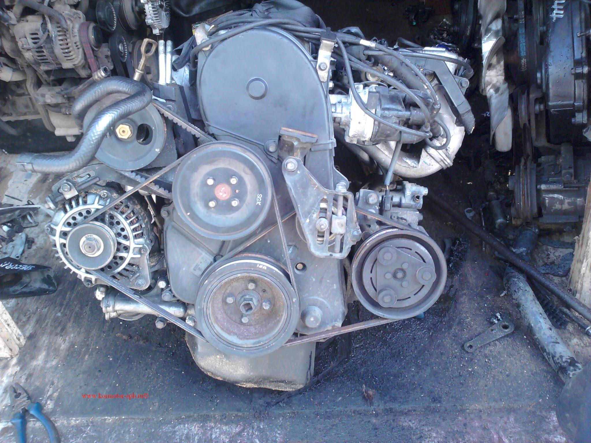 Купить двигатель  для Hyundai Sonata 1.8 G4CM