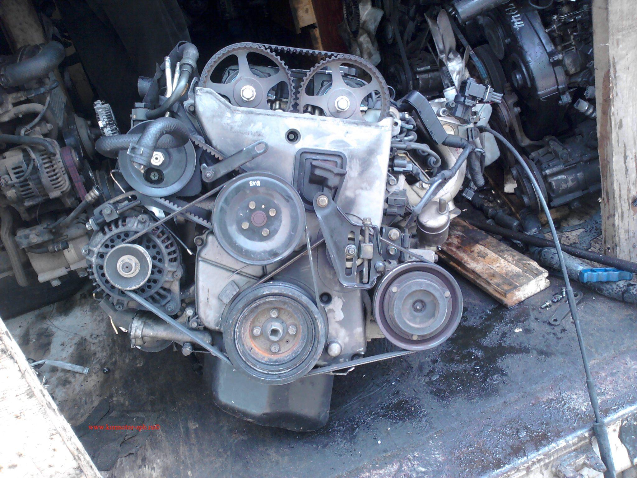 Купить двигатель для Hyundai Sonata 2.0 G4CP