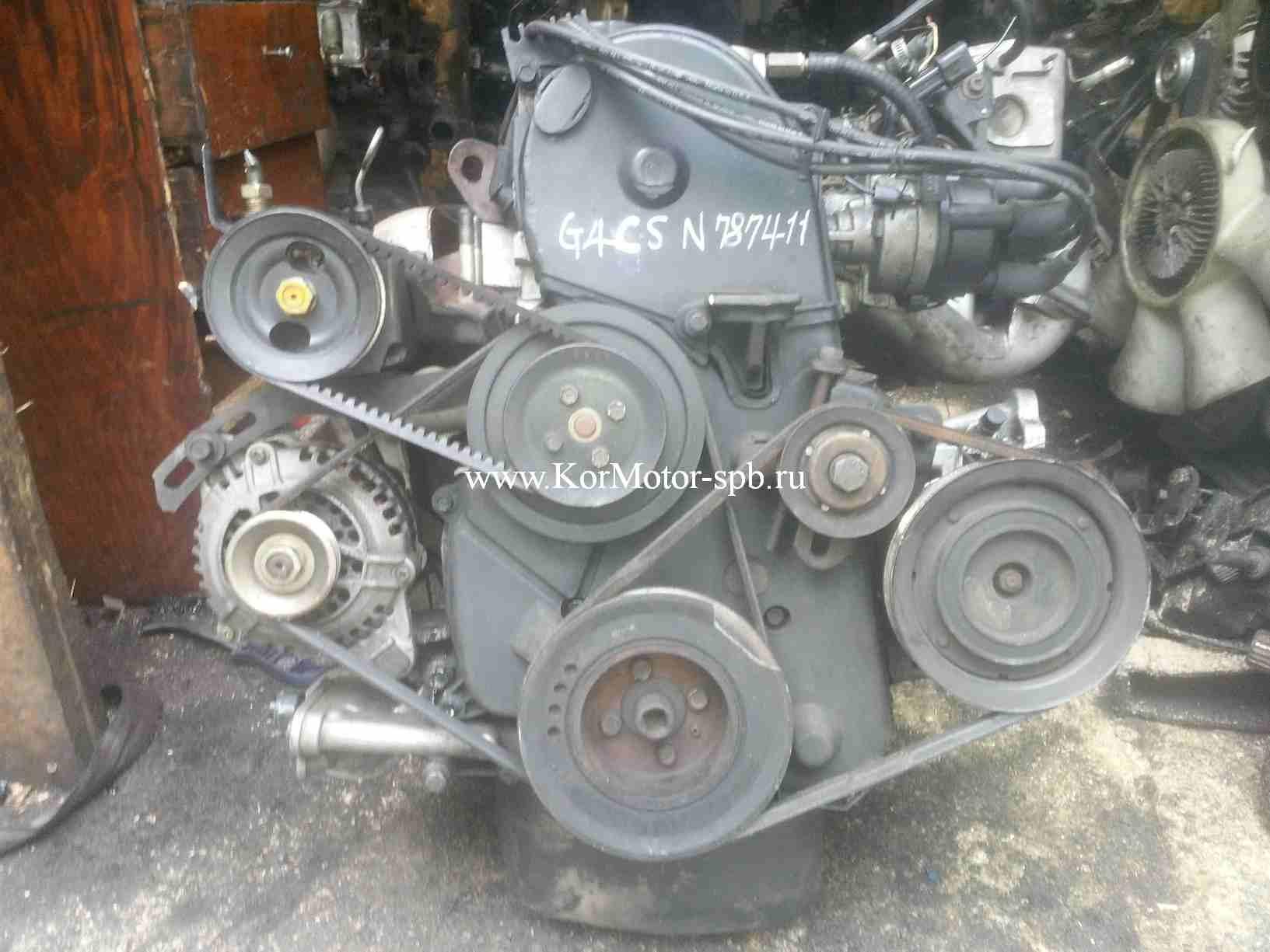 Купить двигатель для Hyundai Sonata 2.4 G4CS
