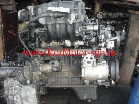 Двигатель Акцент, Гетц 1.3 G4EA  2110122Y02, 2110122Y11, 2110122Y00, 2110122P01, 2110122P00, 2110122N01, 2110122N00, 2110122Z00, 2110122Y10, 2110122Y00