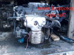 Двигатель Хендай Гетц, Акцент, Матрикс 1,6 G4EC