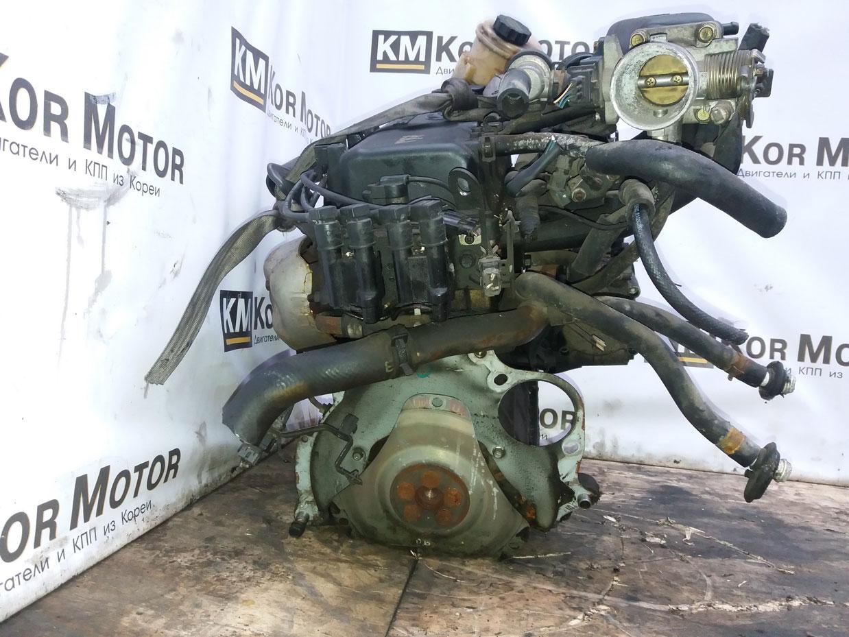 Двигатель Хендай Акцент 1.5 G4EK 2110122N00, 2110122N01,  2110122R00, 2110122R10