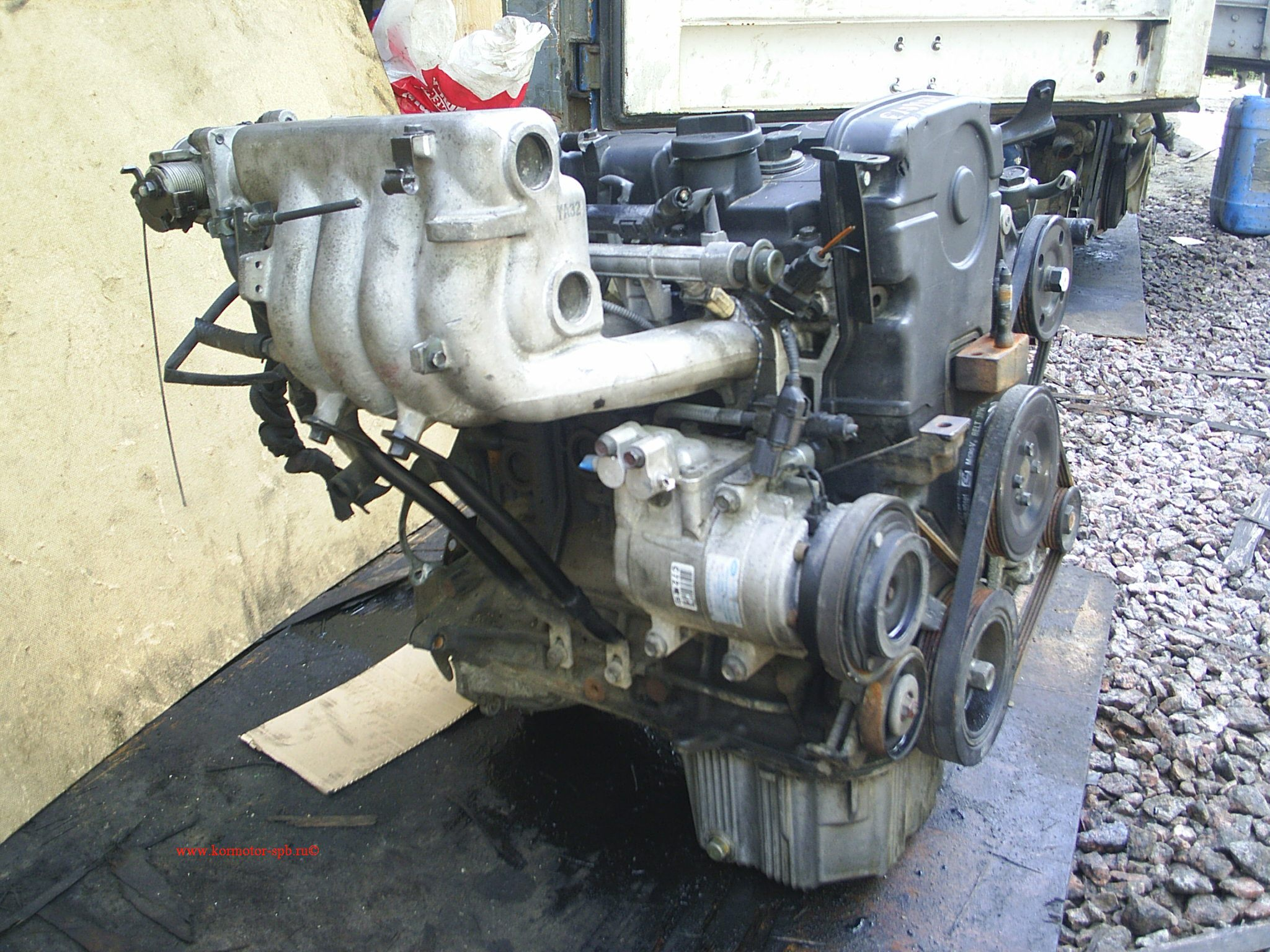 Купить двигатель для Hyundai Tiburon 2.0 G4GC