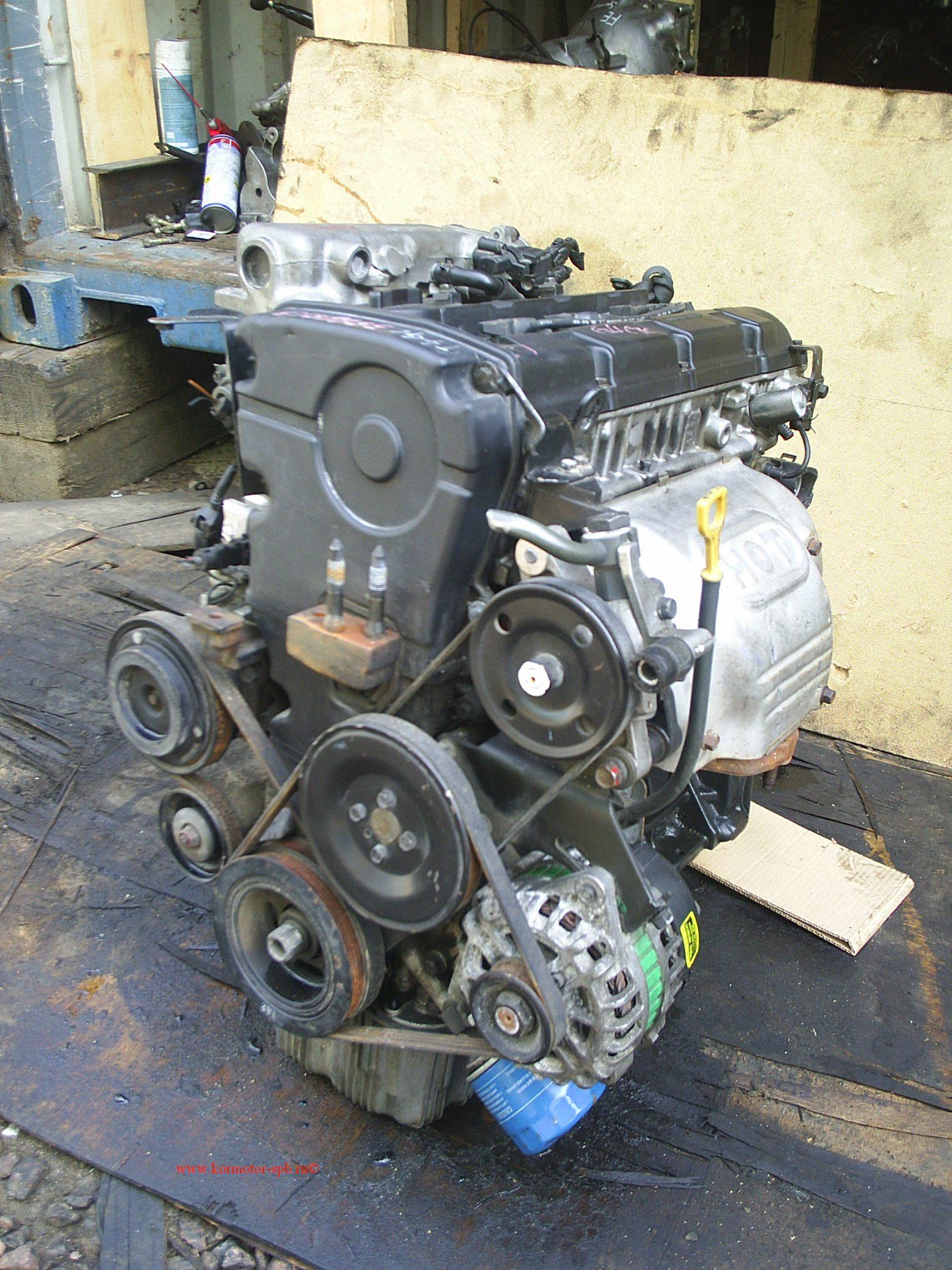 Двигатель G4GC Hyundai, Kia KZ34402100, 2110123J40, 2110123H40B, KZ34302100, 2110023751, 2110123N40, 2110123N20, 2110123J10, 2110123J00, 2110138B20, 2110138B00