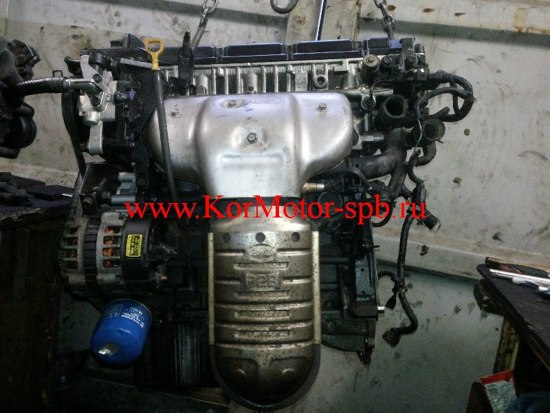 Двигатель бензиновый  G4GC СVVT Хендай Тусан 2,0 Gasoline engine G4GC СVVT Hyundai Tucson 2.0