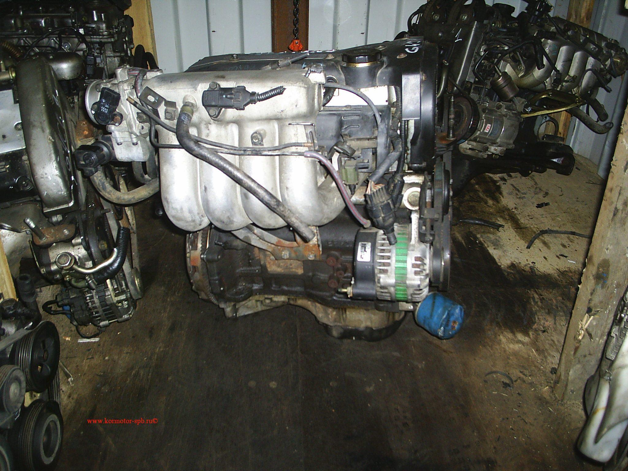 Двигатель для Хендай Соната, Траджет, Санта Фе бензин G4JP DOHC