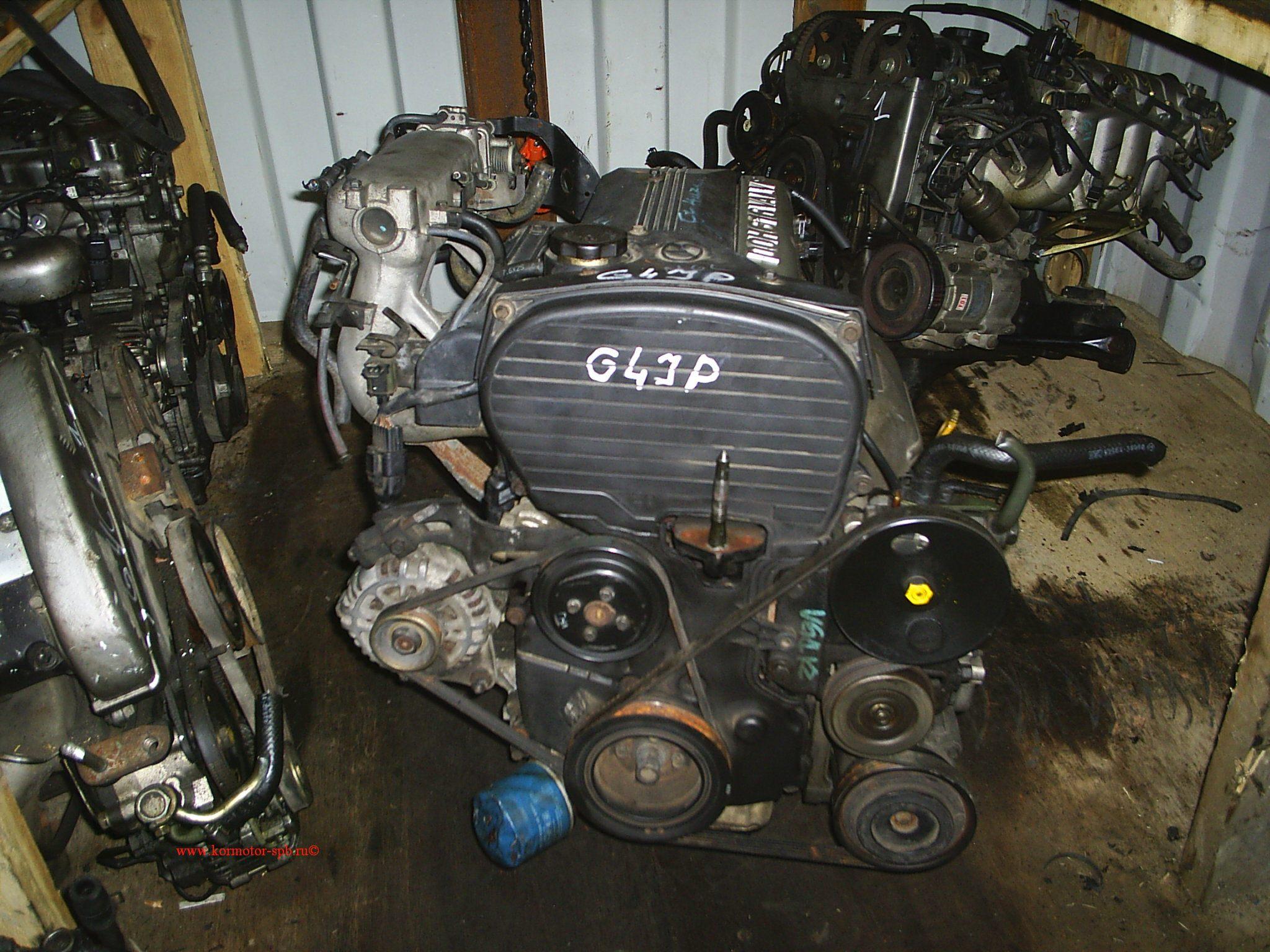 Купить двигатель  для Hyundai Sonata 2.0 G4JP