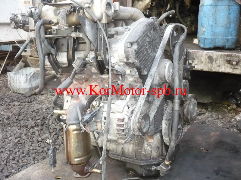 Купить двигатель для Hyundai Tiburon 2.7 G6BA