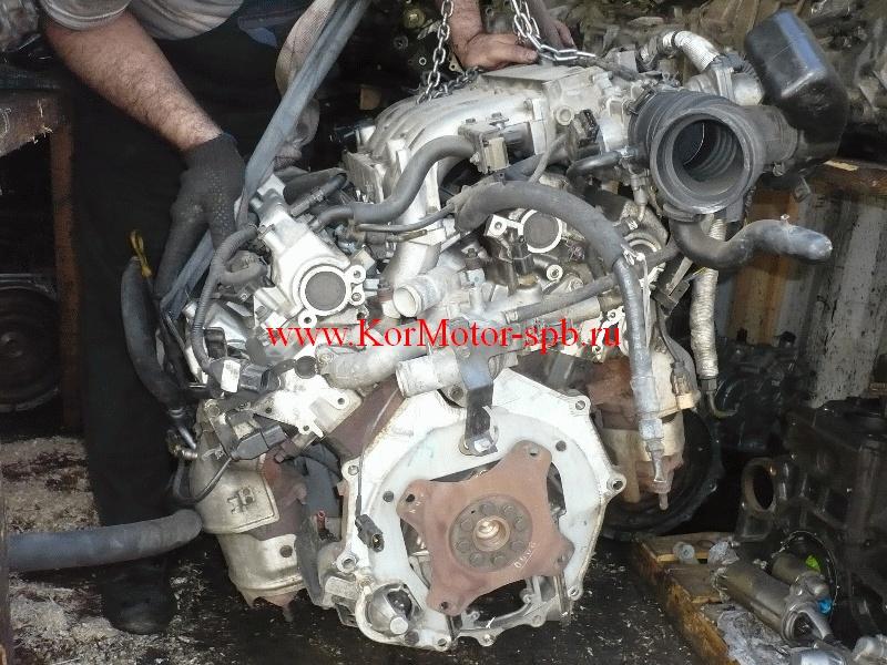 Двигатель G6CU Terracan, Galloper, Opirus, Sorento 3.5 2110139C02 , 2110139D00 , 2110139D20, 2110139E00, 2110139E00A , 2110139D00A
