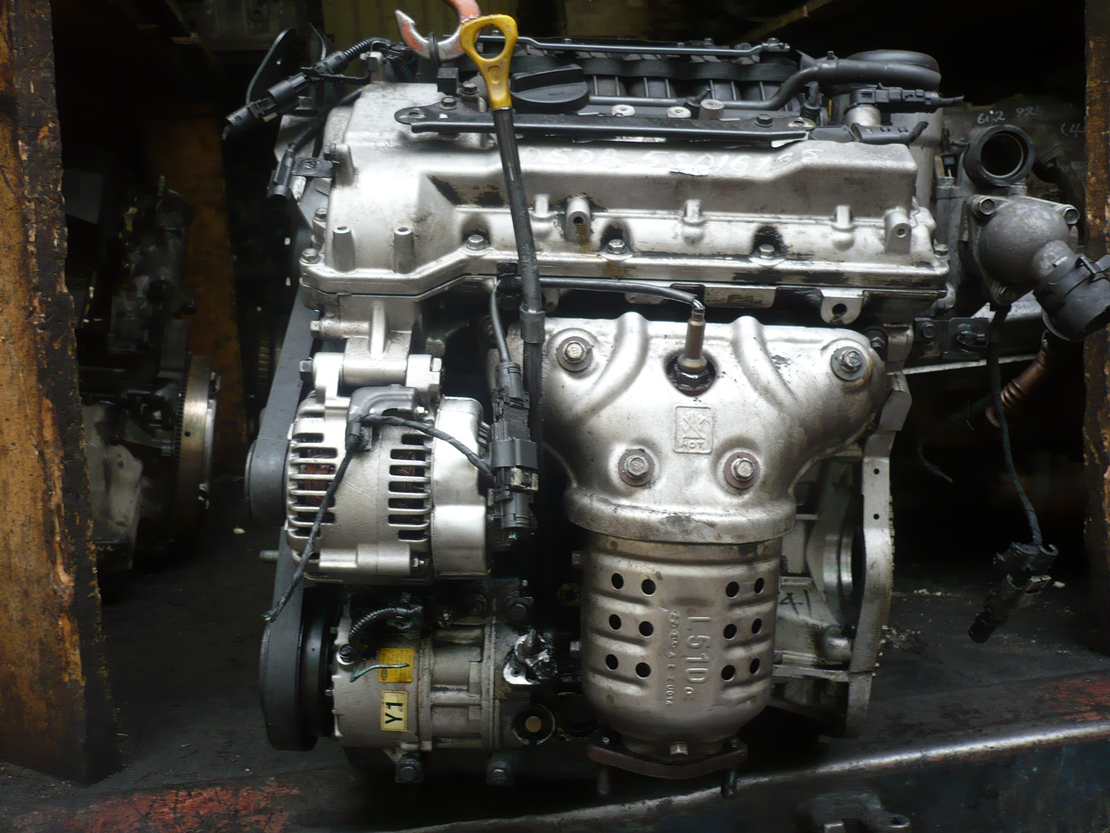 Фото мотора G6DA 3.8 Hyundai IX55, Grandeur, Genesis