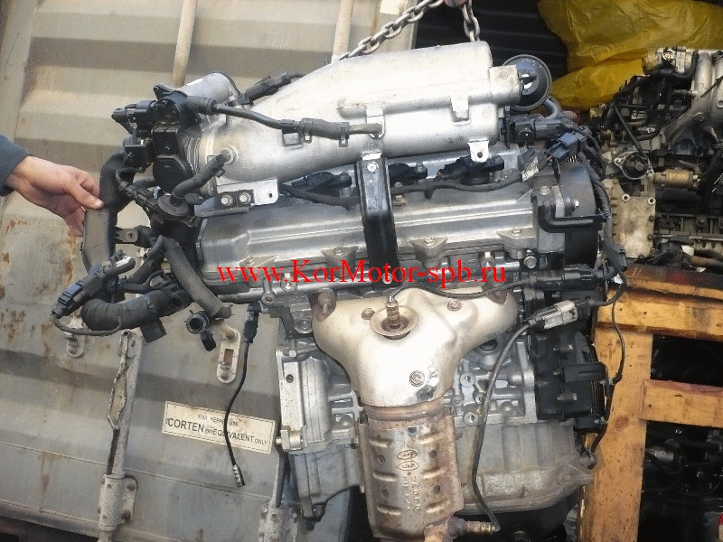 Купить контрактный двигатель 2.7 литра G6EA для а/м Хендай СантаФЕ( Hyundai Santa FE), Грандэр ( Hyundai Grandeur ), Kia Opirus ( Киа Опирус ), Kia Magentis ( Киа Маджентис ), Kia Carnival ( Киа Карнивал )