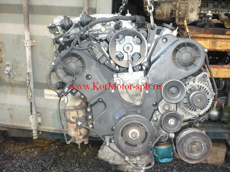 Купить двигатель  для Hyundai SantaFE 2.7 G6EA