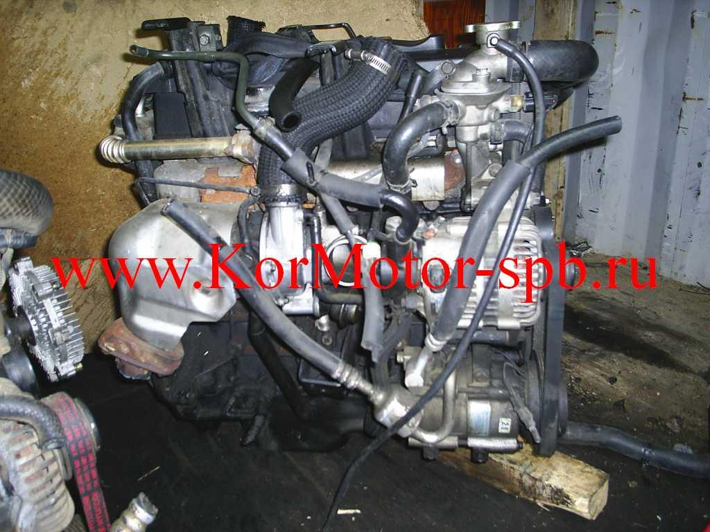 Контрактный двигатель Hyundai Terracan (Хендэ Терракан) 2,9 150 л.с 163 л.с модель J3 CRDi Euro3