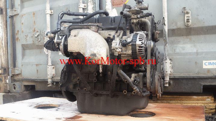 контрактный двигатель Киа Карнивал (Kia Canival) 2.9 литра CRDi модели J3