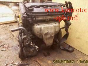 Двигатель Киа Спектра 1.6 S6D