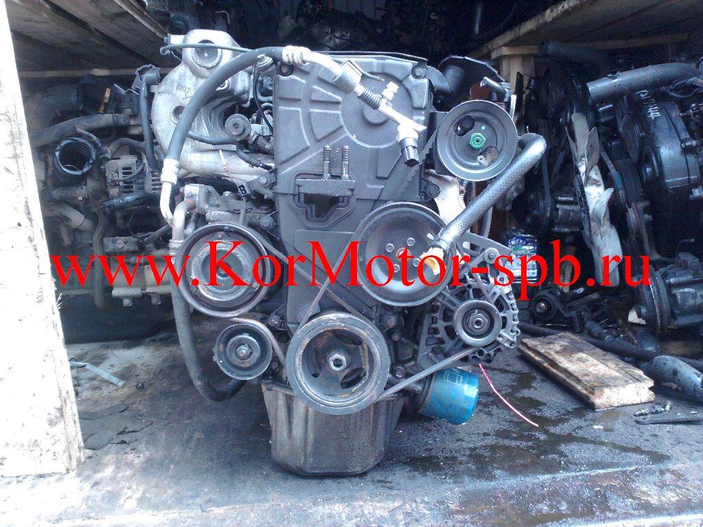 Двигатель для Хендэ/Киа G4ED 1.6 литра бензин DOHC