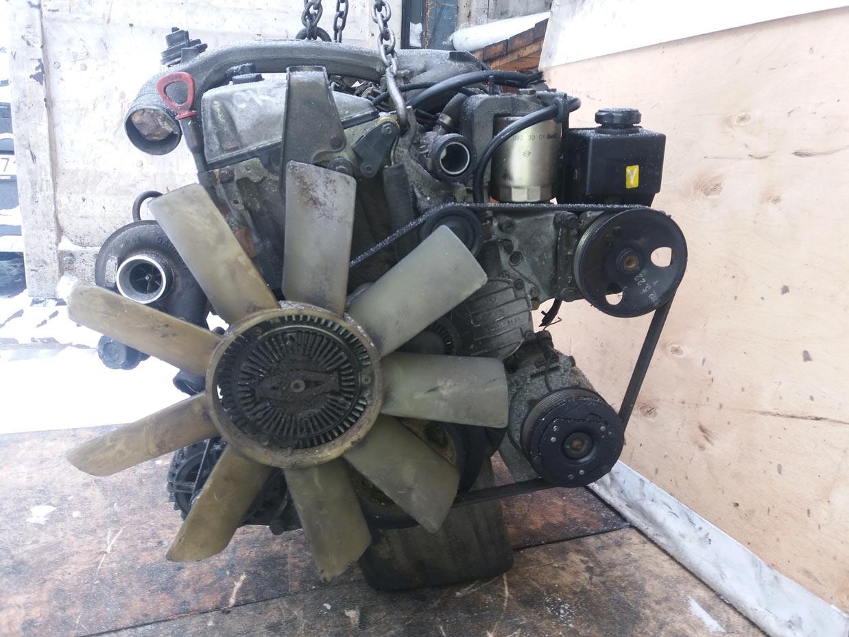 Продажа двигателей Ссангйонг Рекстон 2.9 662935