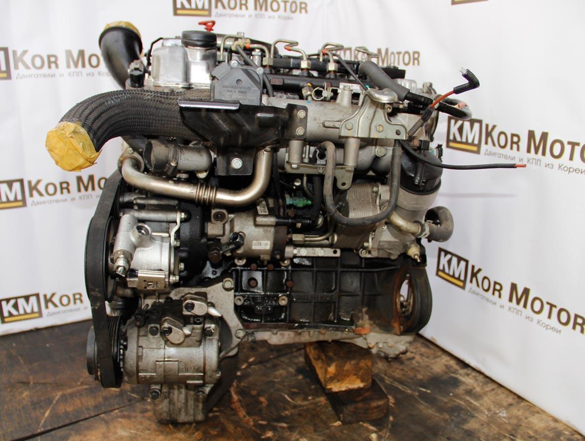 Двигатель Actyon, Kyron 2.0 дизель 664 Euro4