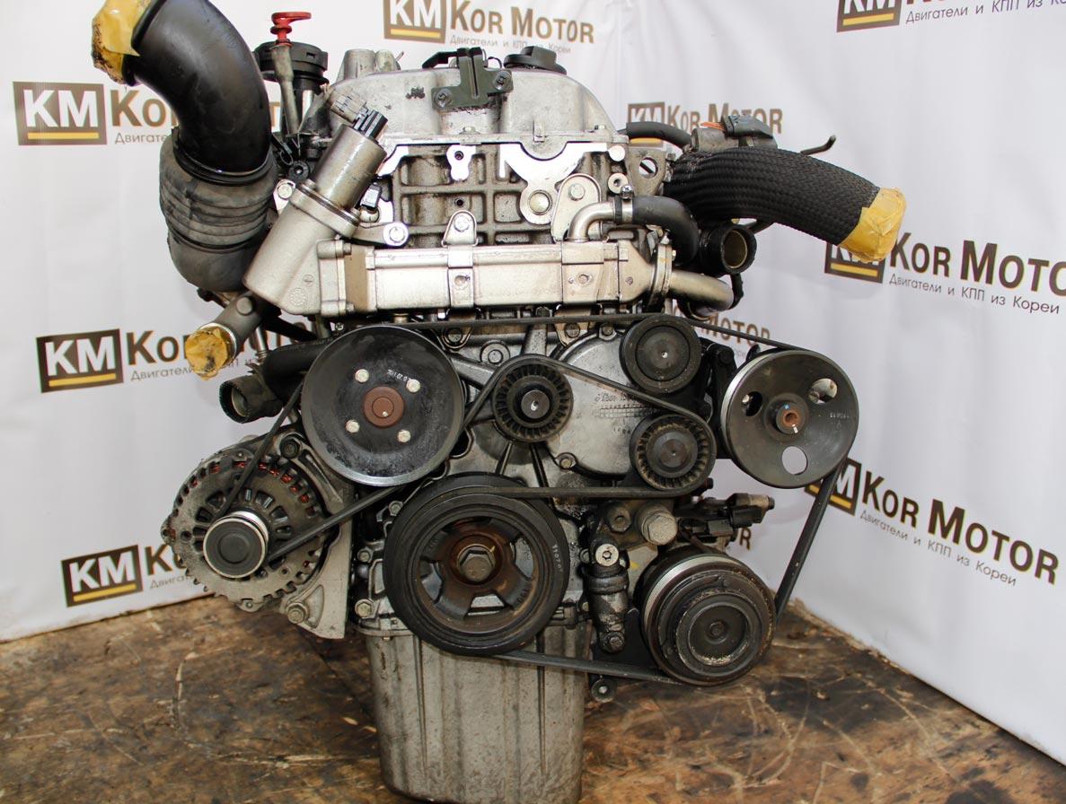 Продаж двигателей 664 euro4 actyon kyron