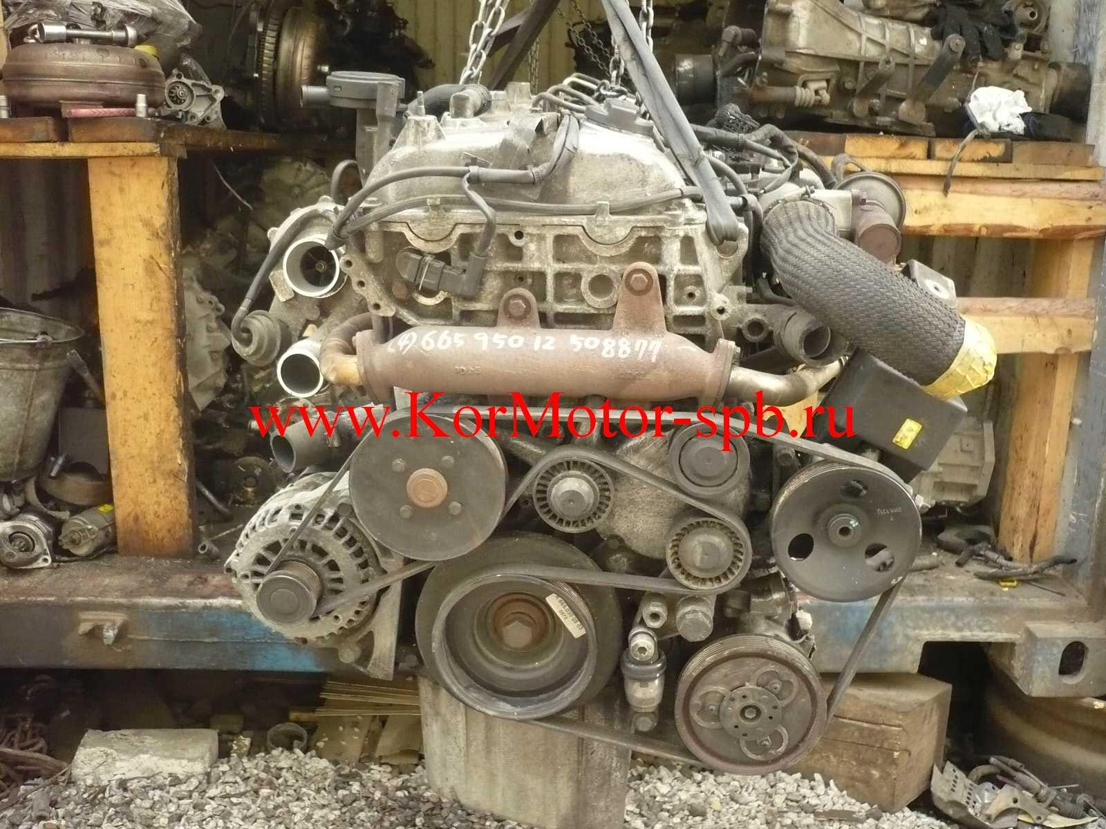 Купить двигатель  для Ssang Yong Rexton