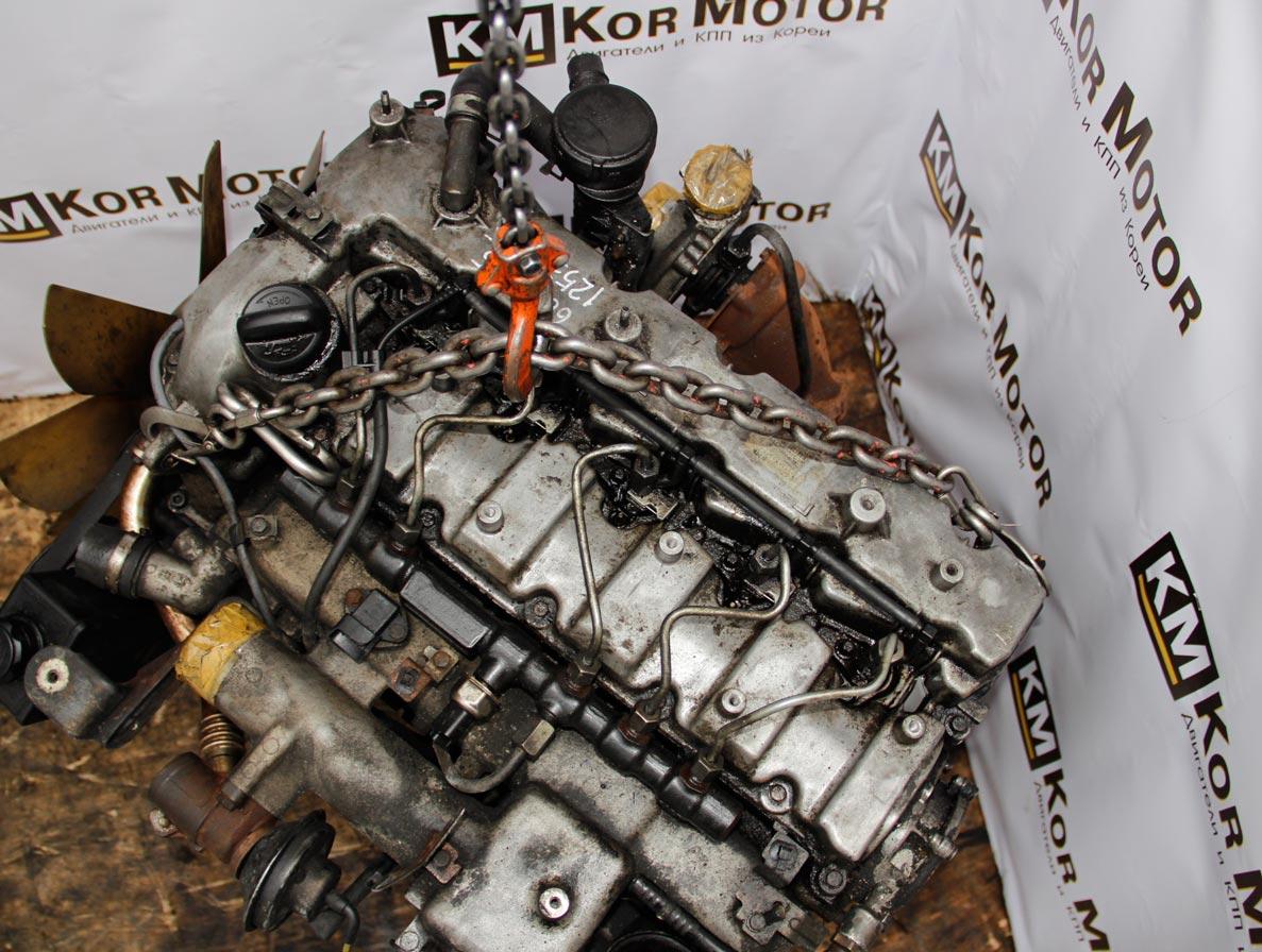 Двигатель SsangYong Rexton 2.7 665 925 165 л.с. Rexton engine 2.7 665 925 165 h.p