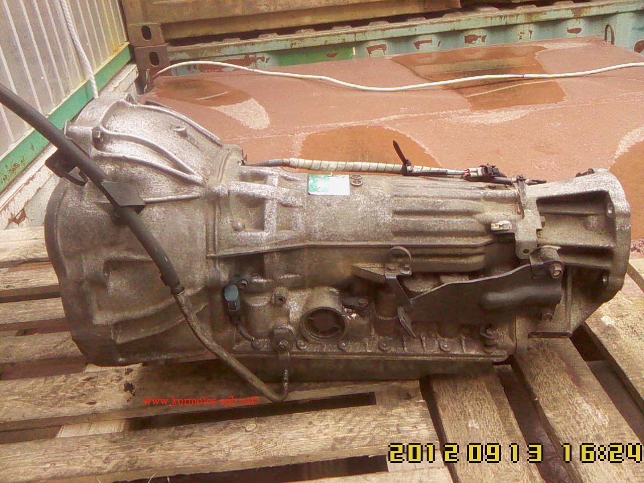 АКПП автомат на Киа Соренто Aw30-40LE 4WD