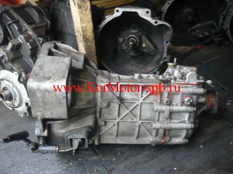 Механика МКПП на Киа Бонго M5TR1