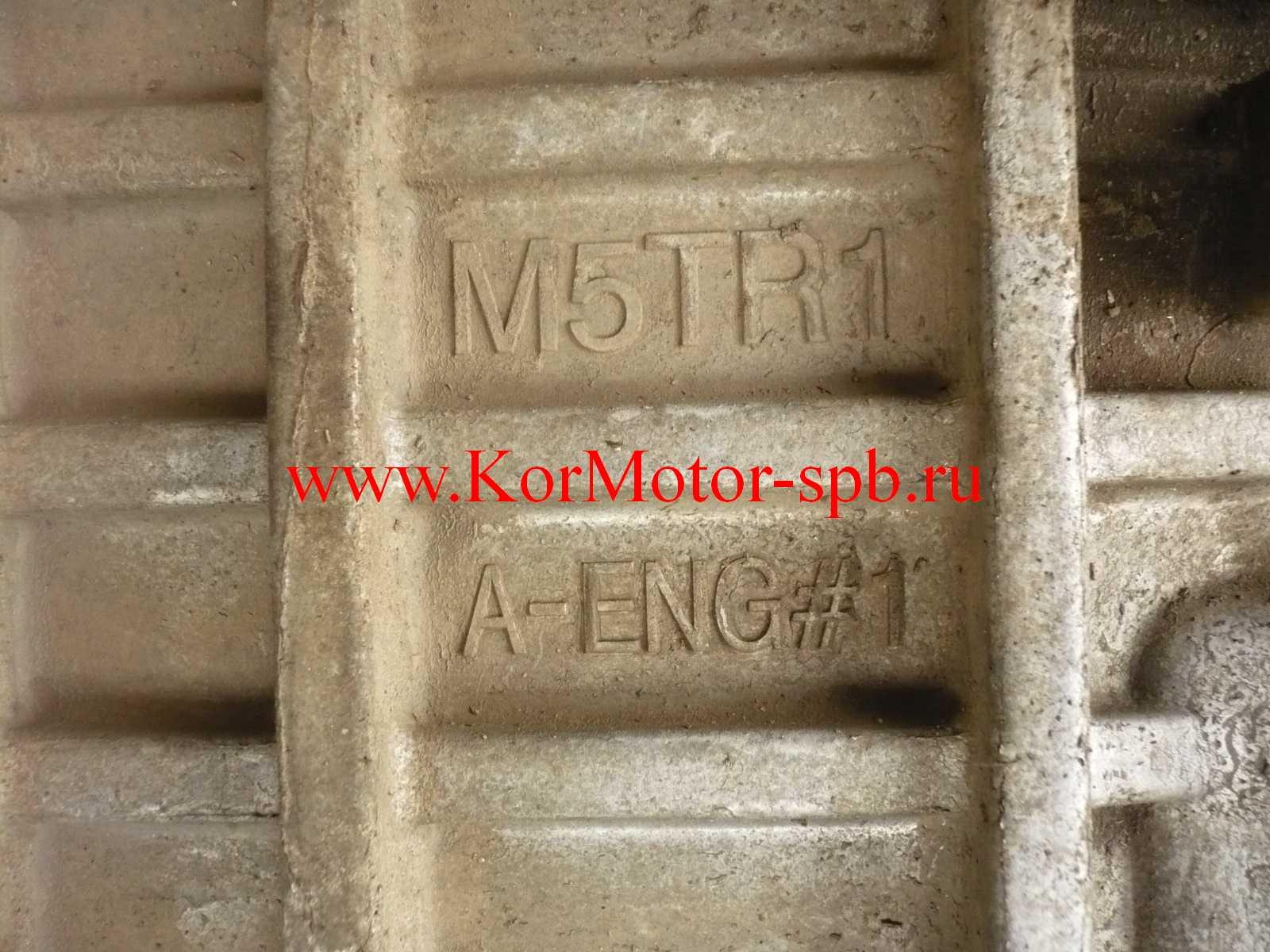 Механика МКПП для портера 2 M5TR1