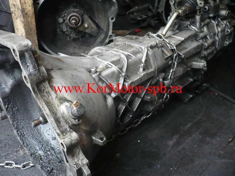 Механика МКПП Hyundai Sportage