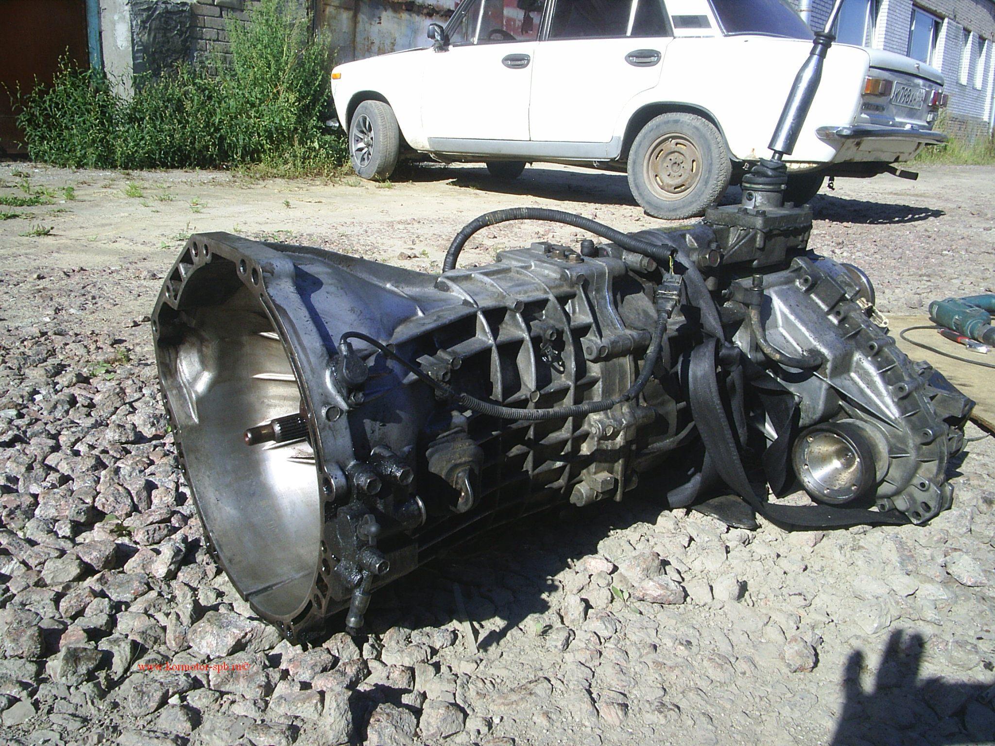 МКПП Механика Хендэ Терракан купить б/у 4300049801